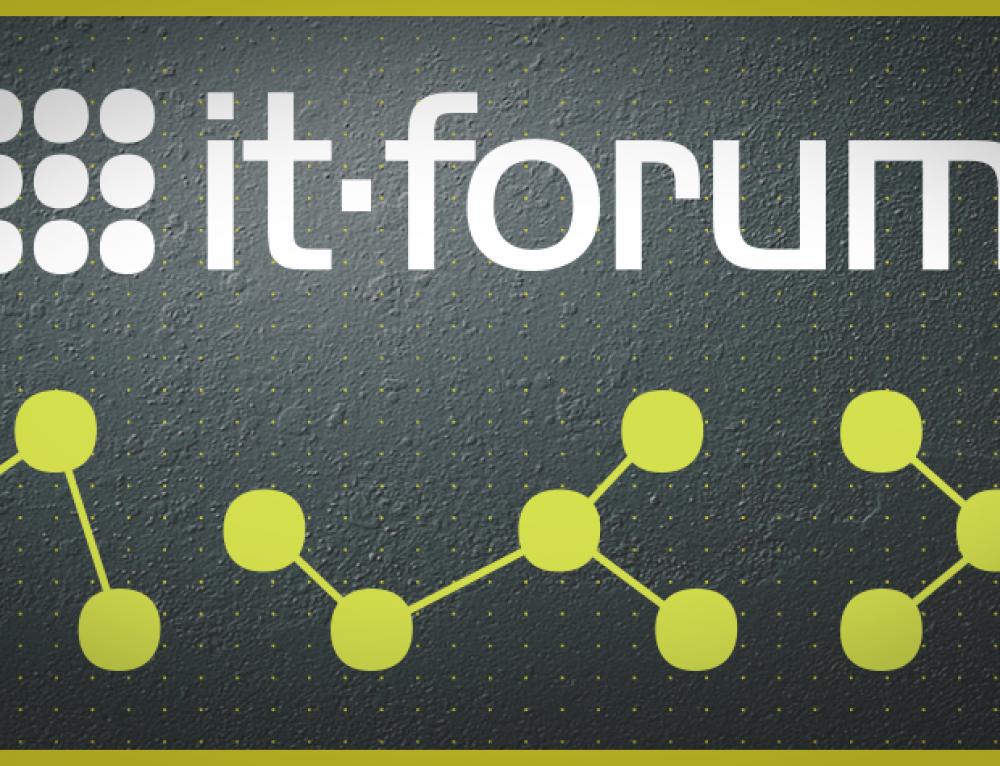 Visuel og auditivt design for it forum