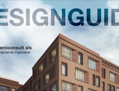 Designguide for hamiconsult a/s