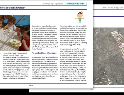 Europæisk webmagasin for BUPL (Børn i Europa i dag)